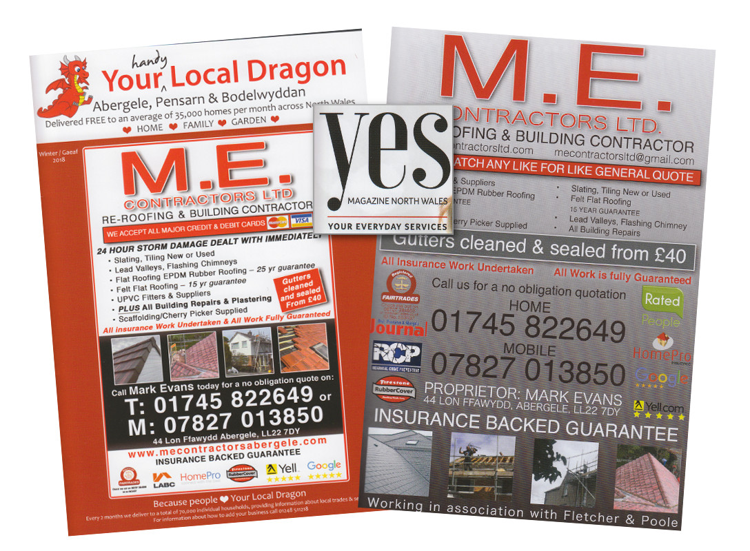North Wales Magazines.